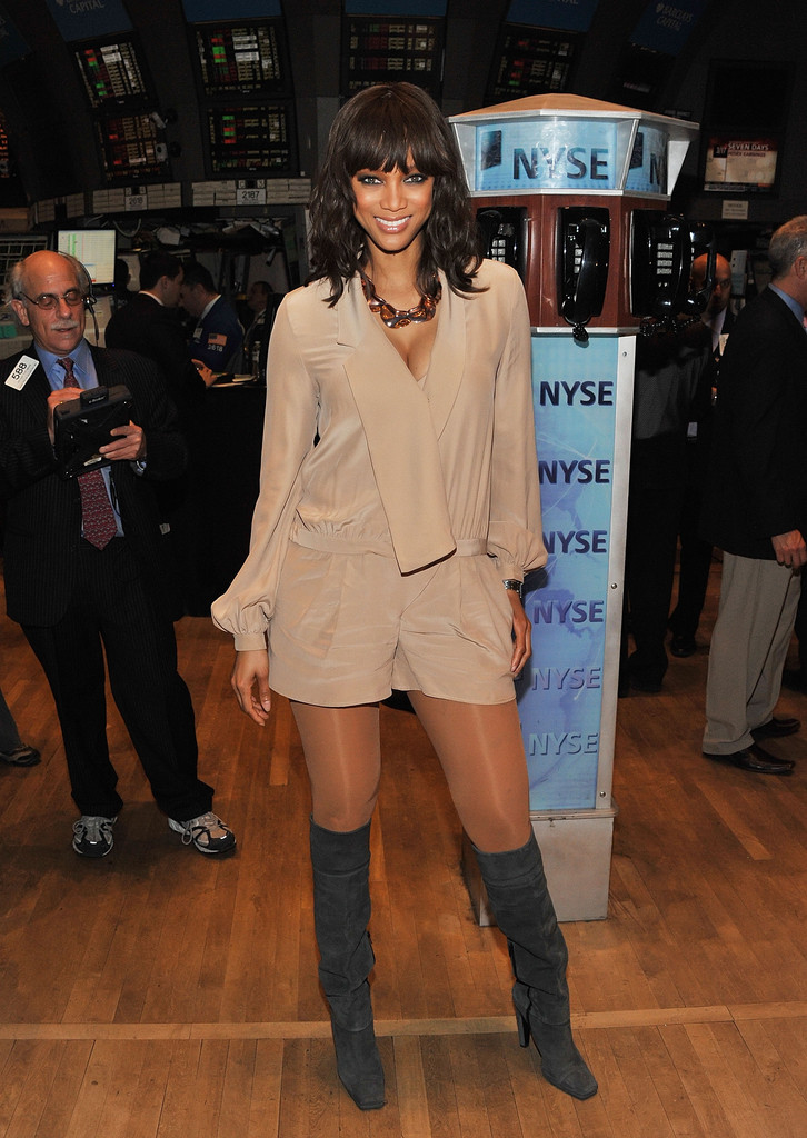 Boot Nation Celebrity Boot Month Bbw Tyra Banks