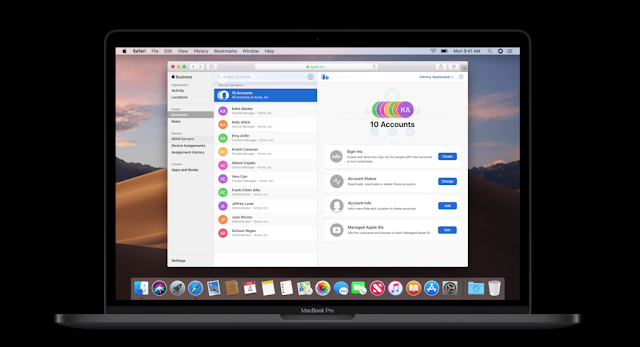 Apple Business Manager launches in U.S.