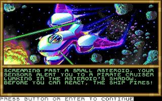 Buck Rogers Countdown to Doomsday - Amiga