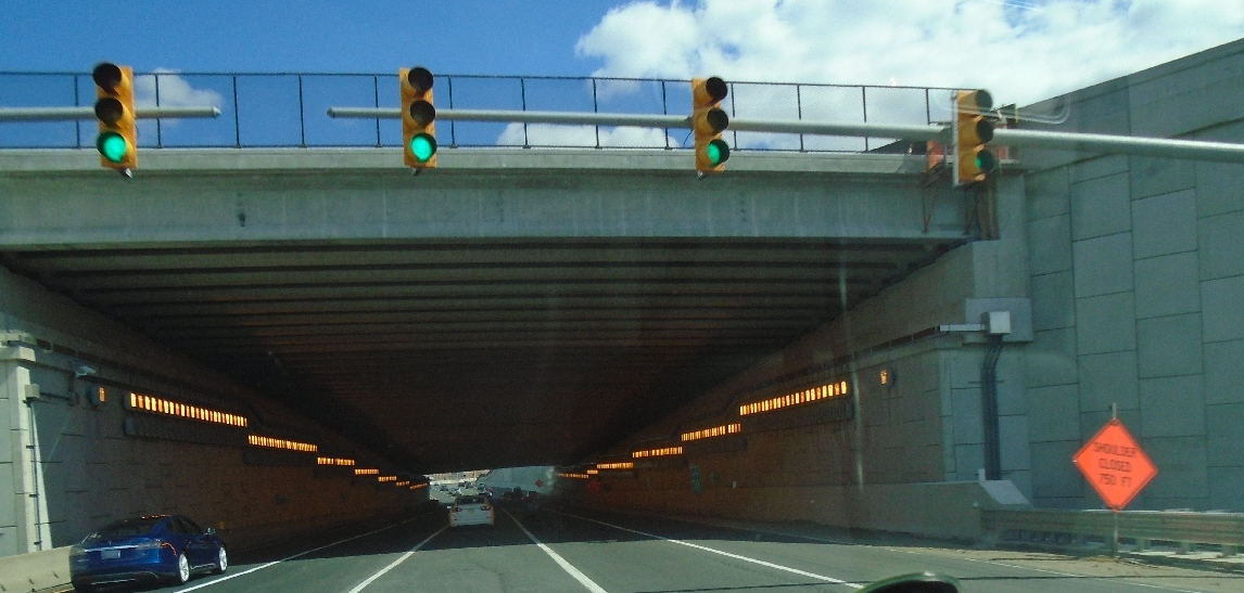 If Light At End Of Tunnel Is Green You >> March 2019 Part 1 I 295 I 76 Route 42 Direct Connection