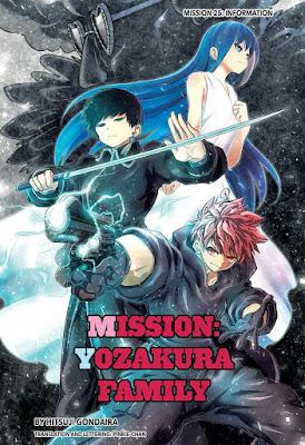 Mission: Yozakura Family Bahasa Indonesia