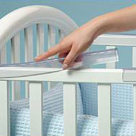 Home Improvement Products Amp Guide Adjustable Crib Rail