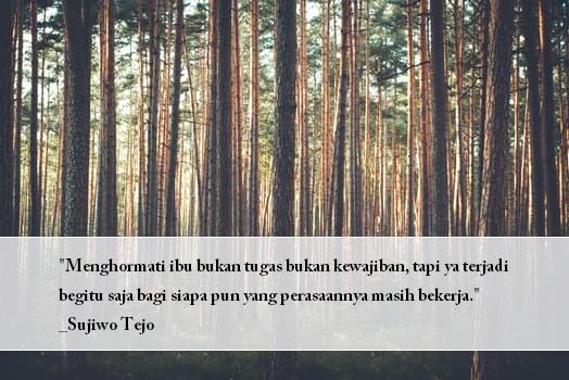 quote sujiwo tejo tentang tuhan talijiwo dan rahvayana
