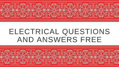 Electrical Questions And Answers Free