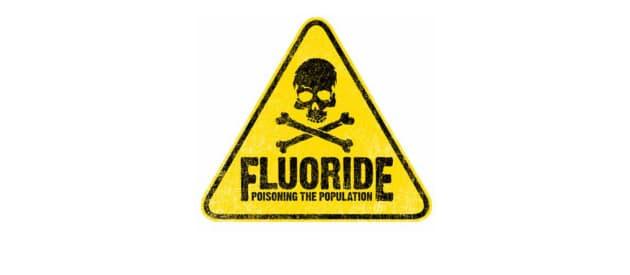 Fluoridizált víz,ami megváltoztatja az embert