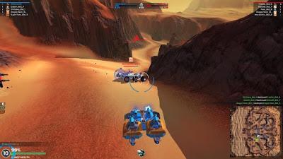 Robocraft Gameplay Desktop