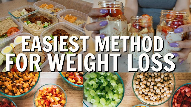 easy weight loss methods