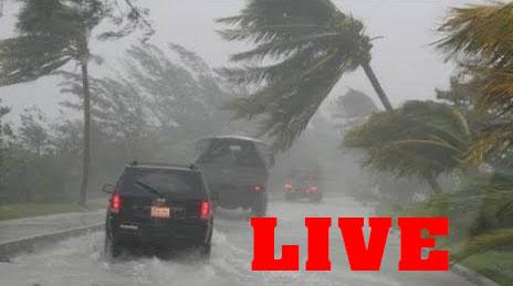 LIVE: Hurricane Irma 10/9 SLAMS Florida, Landfall, Storm Surge VIDEO footage latest updates