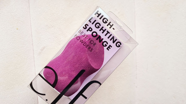 E.L.F Highlighting and Blending Sponge review