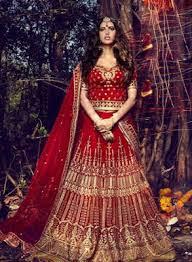 Stylish-Designer-Bridal-Lehenga-Designs-2017-By-Ritu-Kumar-5