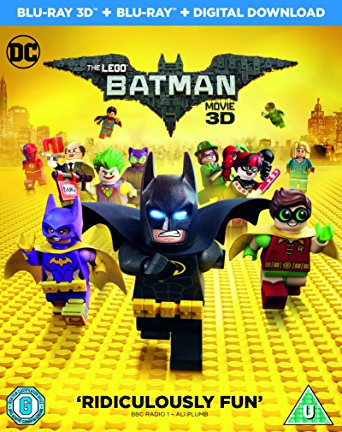 The LEGO Batman Movie 2017 English Bluray Movie Download