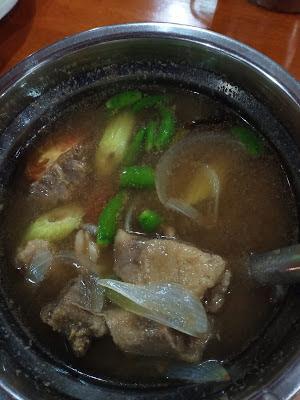 Dinner Sup Ekor Dengan Tomyam Pembuka Selera
