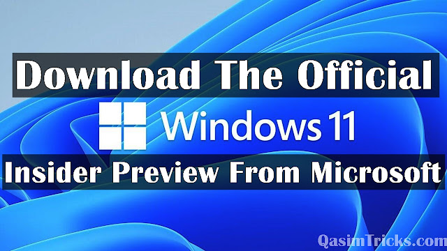 How to download and install Windows 11 official right now