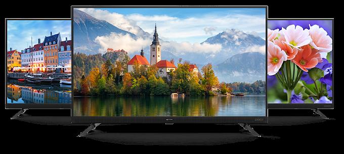 TOP 10 43 INCH 4K SMART TVs 2021