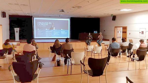 El Cabildo de La Palma presenta a los 14 ayuntamientos el Circuito Insular de Artes Escénicas y Música