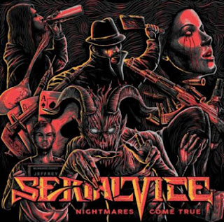 "Serial Vice - ""Nightmares Come True"" (album)"
