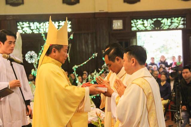 Lễ truyền chức Phó tế và Linh mục tại Giáo phận Lạng Sơn Cao Bằng 27.12.2017 - Ảnh minh hoạ 139