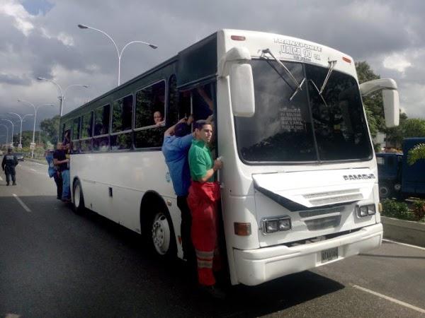 Aviso extraoficial: tarifa del transporte quedará en Bs.S 3