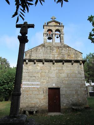 Iglesia de San Pedro de la Redonda. Corcubión