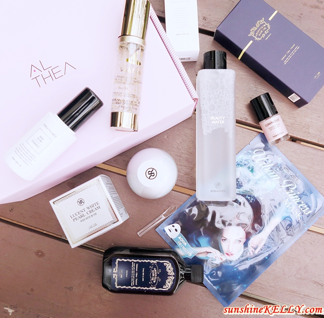 Althea Mermaid Box Review