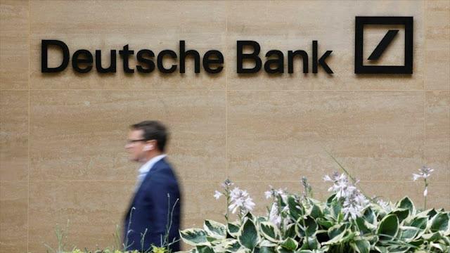 Deutsche Bank despedirá a quinta parte de su plantilla hasta 2022