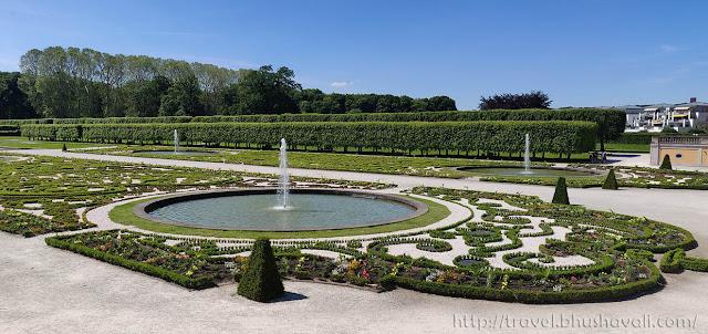 Brühl Augustusburg Palace Gardens