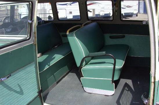 1963 VW Bus 15 Window Walk Through | VW Bus