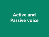 How to convert active voice into passive voice with structure and examples