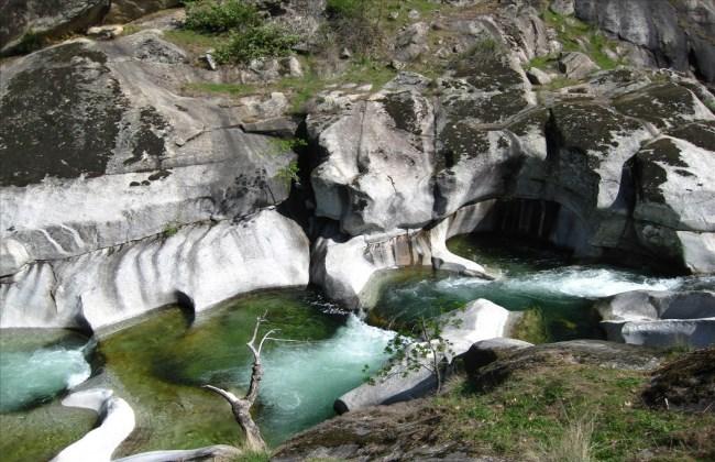 La ruta de los Pilones en el Valle del Jerte