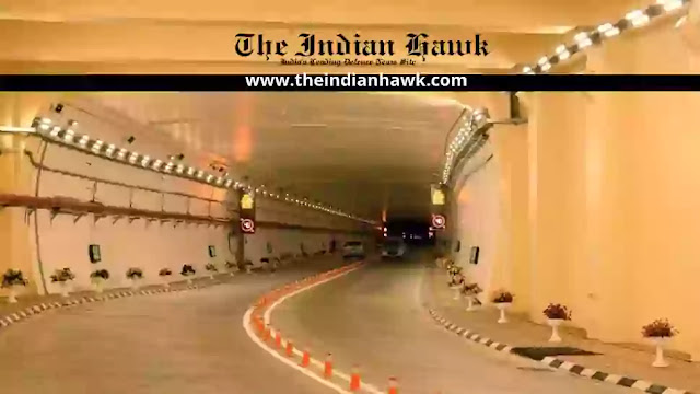 Atal Tuneel In Manali-Leh