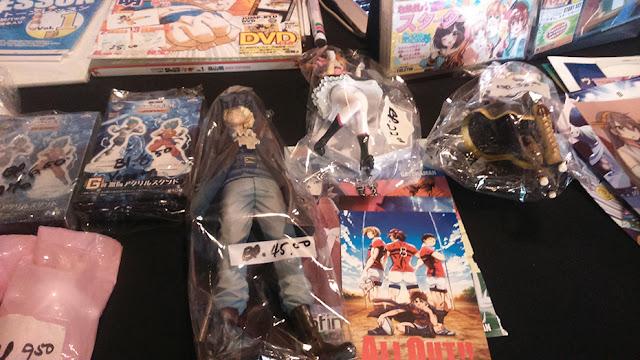 stand de anime mall