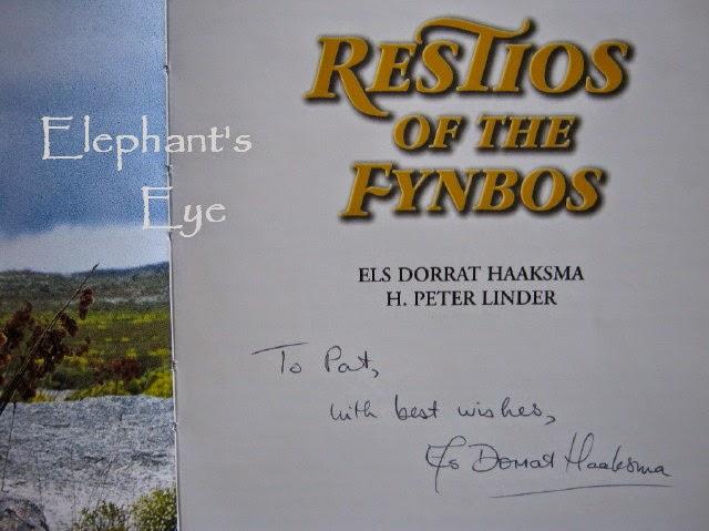 Restios of the fynbos Els Dorrat Haaksma and H. Peter Linder