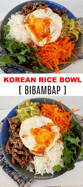You have to try this quick Korean Rice Bowl ! [ Ready in about 25 minutes ]
