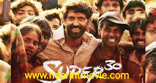 Super 30 latest Bollywood release in Tamil rocker