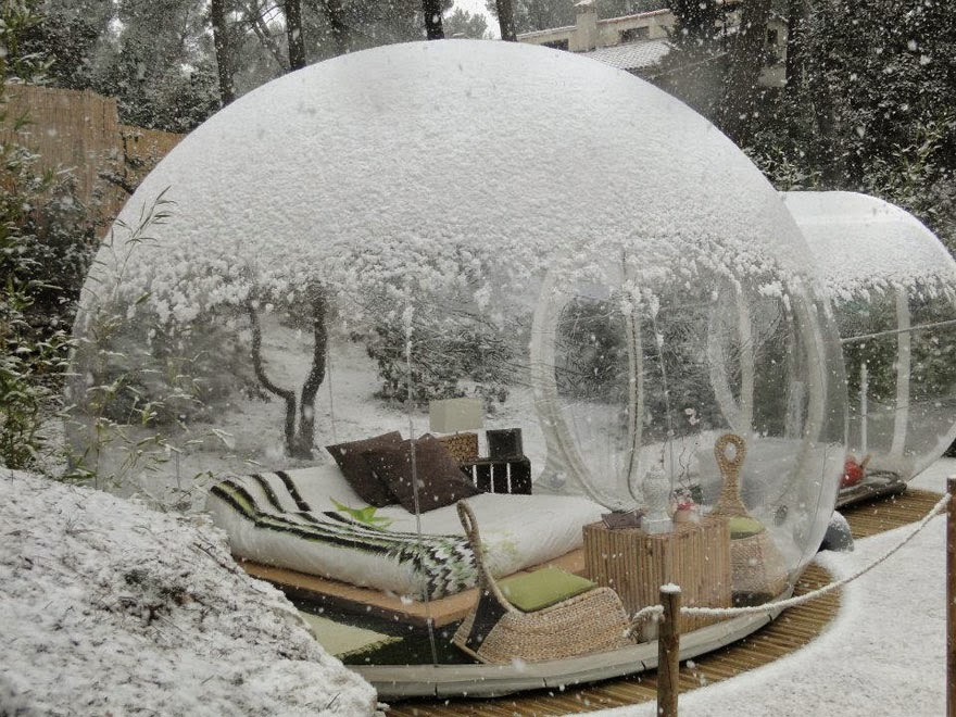 10. Attrap Reves Hotel, France - 26 Of The Coolest Hotels In The Whole Wide World