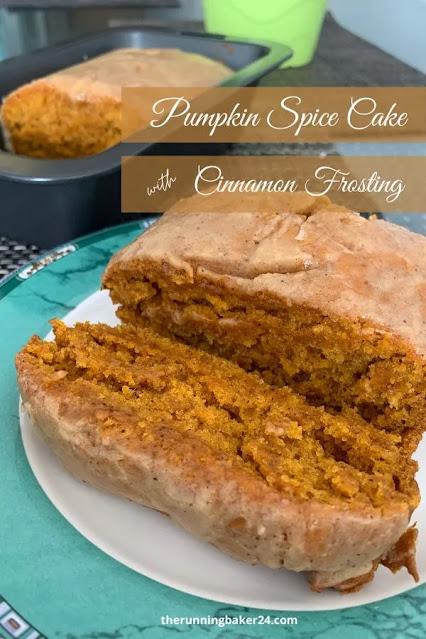 Dairy-Free Pumpkin Cake