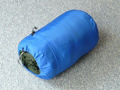 cara cuci sleeping bag