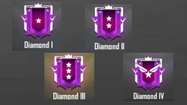 Rank diamond ff