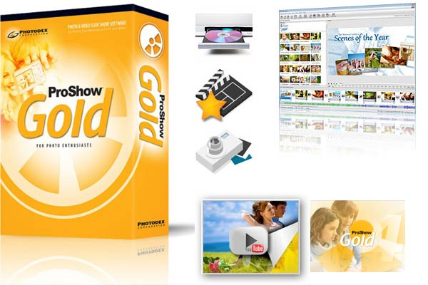 Download Proshow Gold 5.0 full Crack - Keygen Crack