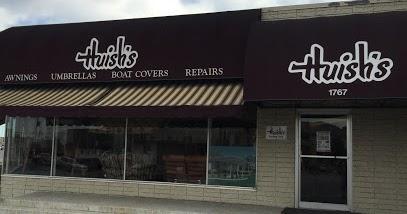 Huish's - Awnings, Pergolas & More in Utah!