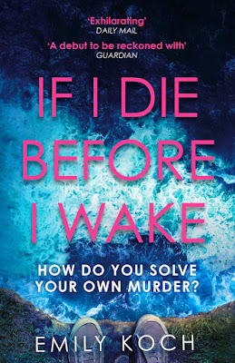 If I Die Before I Wake by Emily Koch book cover