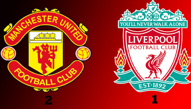Manchester United Tundukkan Liverpool - Berita Sport 99