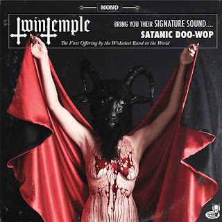 Twin Temple - Twin Temple (Bring You Their Signature Sound.... Satanic Doo-Wop) [iTunes Plus AAC M4A]
