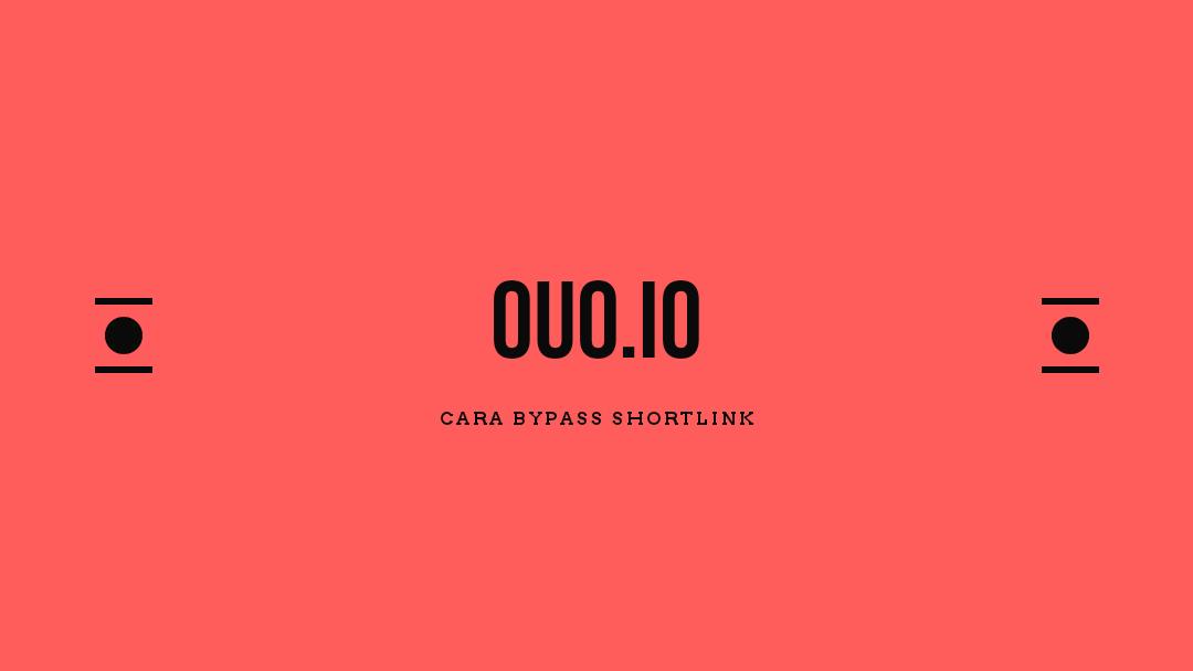 cara bypass shortlink
