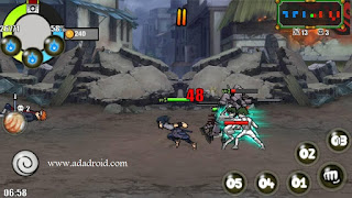 Download Naruto Senki OverSad V1 Fixed Apk
