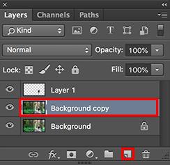 cara membuat warna terbalik di photoshop