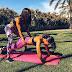Hướng dẫn tập gym nữ tăng vòng 1
