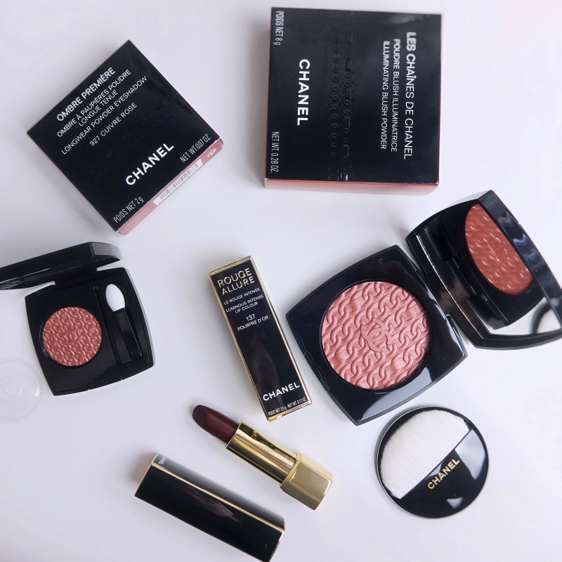 Chanel Holiday 2020 Makeup Collection Review and swatches
