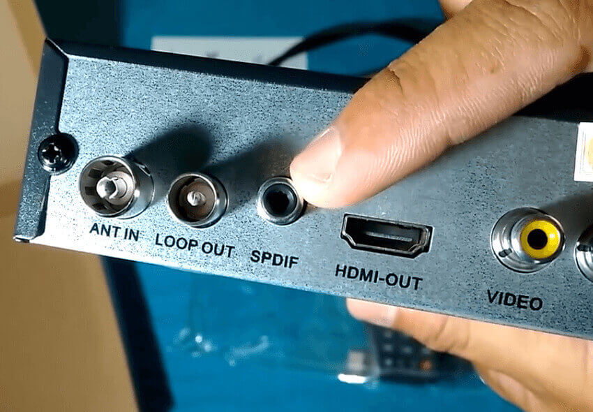 Cara setting SKYBOX H 1 DVB T2 untuk menangkap siaran Digital
