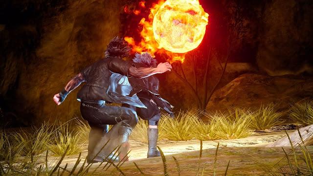 Confira novas gameplays e imagens de Final Fantasy XV.